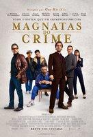 The Gentlemen - Brazilian Movie Poster (xs thumbnail)