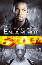 I, Robot - Hungarian Movie Cover (xs thumbnail)