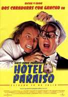Guest House Paradiso - Spanish poster (xs thumbnail)