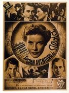 Sylvia Scarlett - Spanish Movie Poster (xs thumbnail)