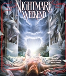Nightmare Weekend - Blu-Ray movie cover (xs thumbnail)