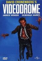 Videodrome - Italian DVD movie cover (xs thumbnail)