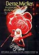 The Rose - German Movie Poster (xs thumbnail)