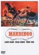 Mandingo - Finnish Movie Cover (xs thumbnail)