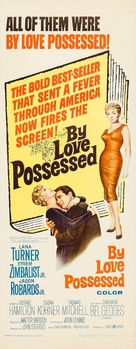 By Love Possessed - Movie Poster (xs thumbnail)