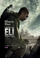 The Book of Eli - Romanian Movie Poster (xs thumbnail)