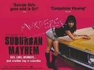 Suburban Mayhem - British Movie Poster (xs thumbnail)