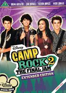 Camp Rock 2 - Danish Movie Cover (xs thumbnail)
