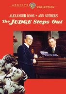 The Judge Steps Out - Movie Cover (xs thumbnail)