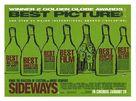 Sideways - British Movie Poster (xs thumbnail)