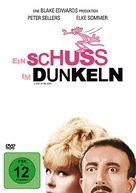 A Shot in the Dark - German Movie Cover (xs thumbnail)