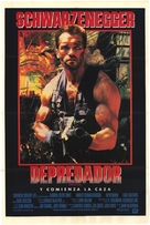 Predator - Argentinian Movie Poster (xs thumbnail)
