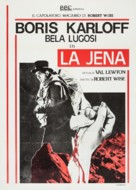 The Body Snatcher - Italian Re-release poster (xs thumbnail)
