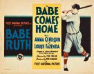 Babe Comes Home - Movie Poster (xs thumbnail)