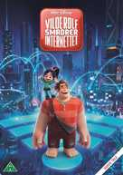 Ralph Breaks the Internet - Danish DVD movie cover (xs thumbnail)