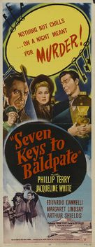 Seven Keys to Baldpate - Movie Poster (xs thumbnail)