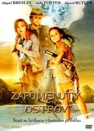 Nim's Island - Czech Movie Cover (xs thumbnail)
