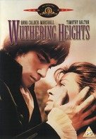 Wuthering Heights - British DVD cover (xs thumbnail)