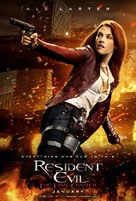 Resident Evil: The Final Chapter - Movie Poster (xs thumbnail)