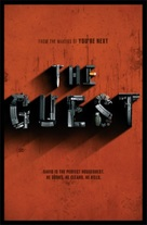 The Guest - Advance poster (xs thumbnail)