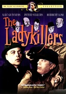 The Ladykillers - DVD cover (xs thumbnail)