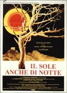 Sole anche di notte, Il - Italian Movie Poster (xs thumbnail)
