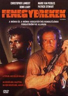 Gunmen - Hungarian DVD cover (xs thumbnail)