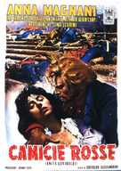 Camicie rosse - Italian Movie Poster (xs thumbnail)