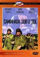 A Walk in the Sun - Brazilian DVD cover (xs thumbnail)
