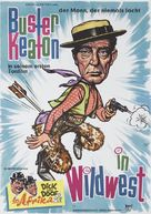 Go West - German Re-release poster (xs thumbnail)