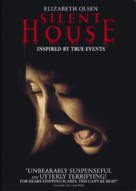 Silent House - DVD cover (xs thumbnail)
