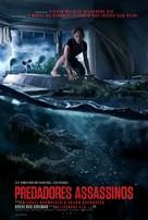 Crawl - Brazilian Movie Poster (xs thumbnail)