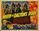 When the Daltons Rode - Movie Poster (xs thumbnail)