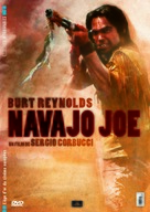Navajo Joe - French DVD cover (xs thumbnail)