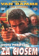 Knock Off - Polish DVD movie cover (xs thumbnail)