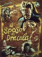 The Brides of Dracula - Italian Movie Poster (xs thumbnail)