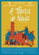 A Fábrica de Nada - German Movie Poster (xs thumbnail)