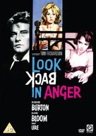 Look Back in Anger - British Movie Cover (xs thumbnail)