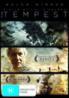 The Tempest - Australian DVD movie cover (xs thumbnail)