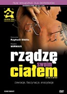 No Body Is Perfect - Polish DVD cover (xs thumbnail)