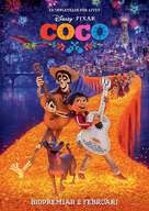 Coco - Swedish Movie Poster (xs thumbnail)