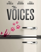 The Voices - British Movie Cover (xs thumbnail)
