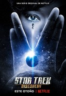 """Star Trek: Discovery"" - Spanish Movie Poster (xs thumbnail)"