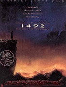 1492: Conquest of Paradise - British Movie Poster (xs thumbnail)