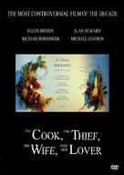 The Cook the Thief His Wife & Her Lover - Movie Cover (xs thumbnail)