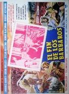 Kampf um Rom I - Mexican Movie Poster (xs thumbnail)