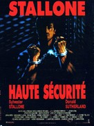 Lock Up - French Movie Poster (xs thumbnail)