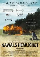 Incendies - Swedish Movie Poster (xs thumbnail)