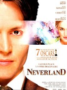 Finding Neverland - French Movie Poster (xs thumbnail)