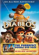 Puss in Boots: The Three Diablos - DVD movie cover (xs thumbnail)